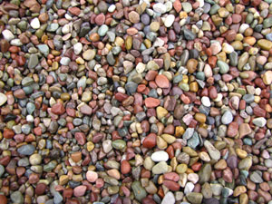 Bluestone Pebbles